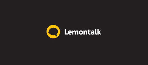 Lemontalk logo designs