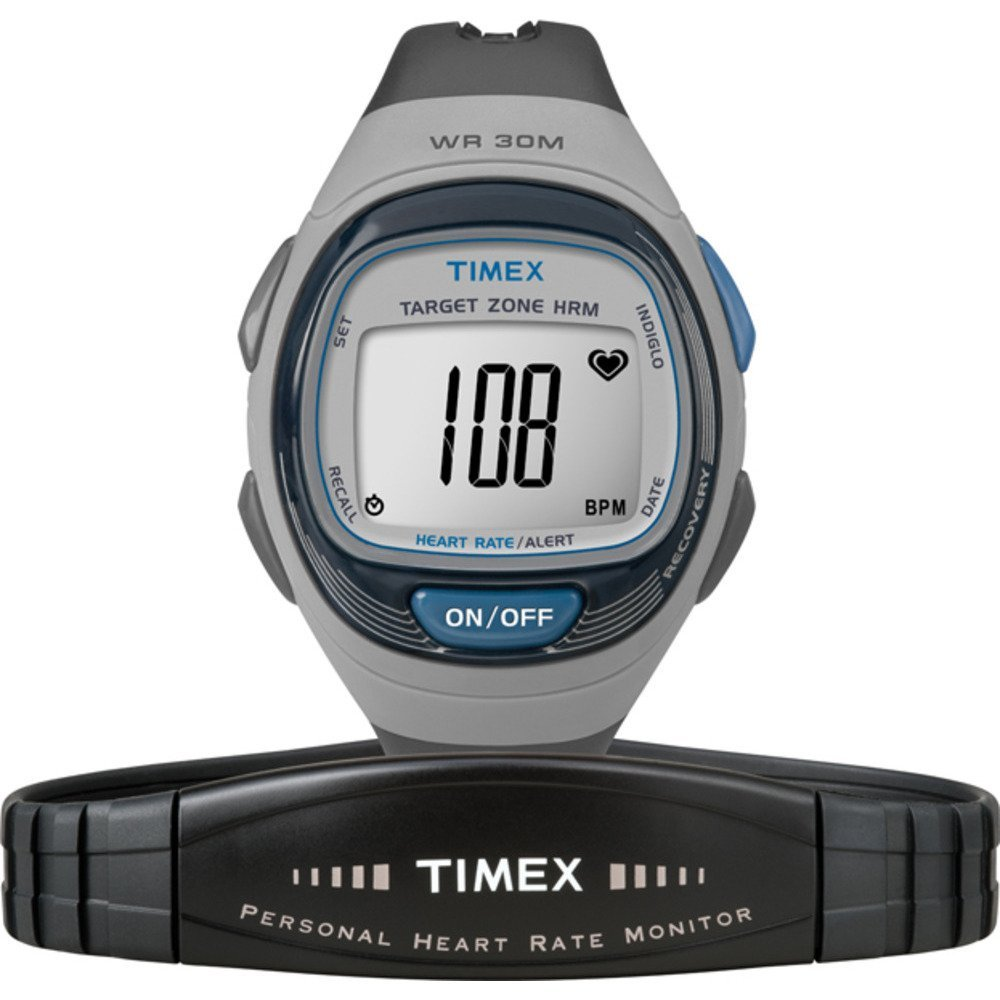 61GVFAznW4L._SL1000_Timex Personal Trainer Heart Rate Monitor