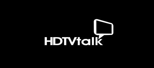 HDTV Talk logo designs