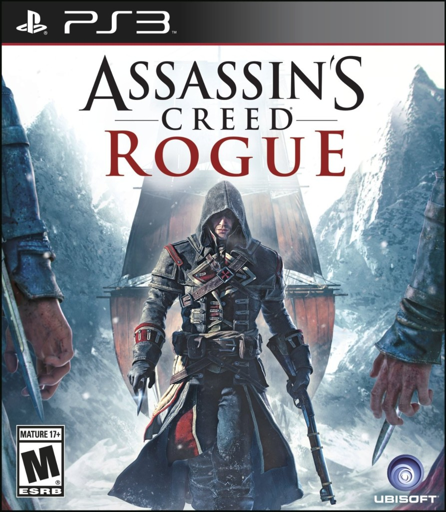 Assassin's Creed Rogue- PlayStation 3