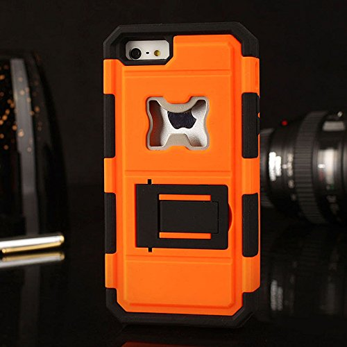 Bottle Opener Shockproof Cover Case for Apple Iphone 6