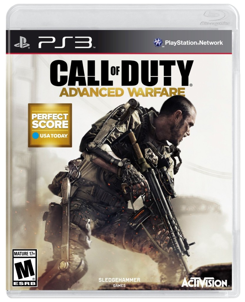Call of Duty Advanced Warfare - PlayStation 3