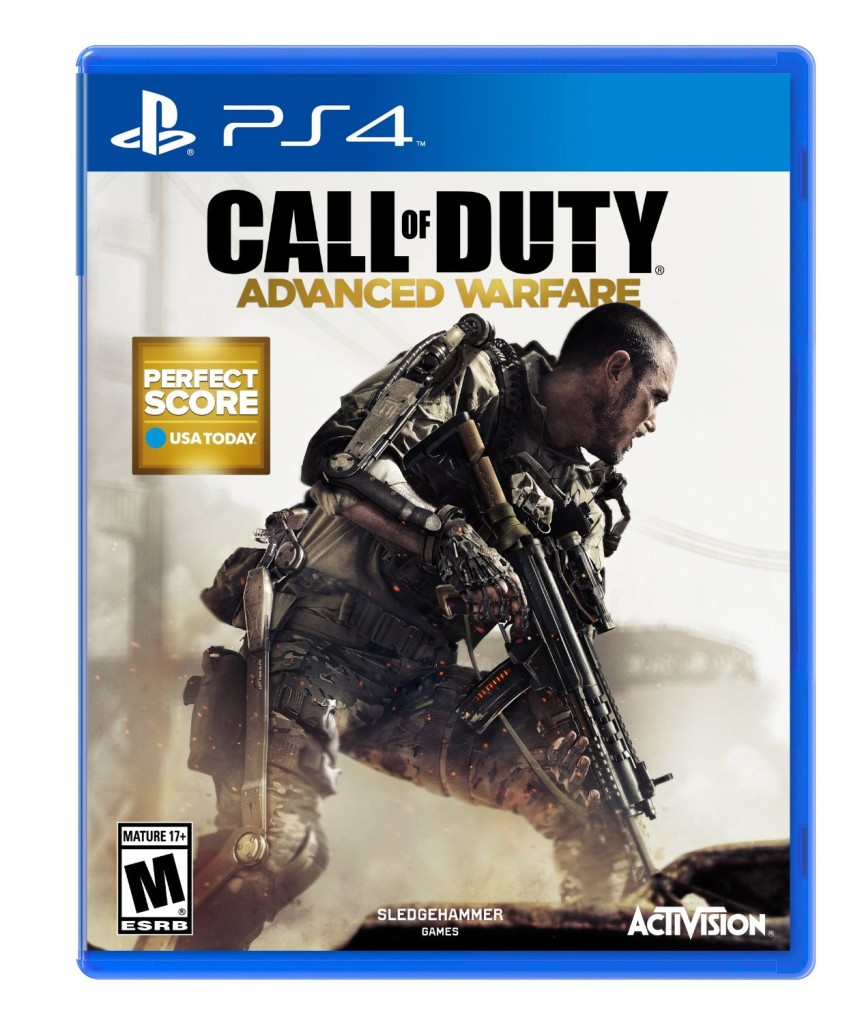 Call of Duty Advanced Warfare - PlayStation 4
