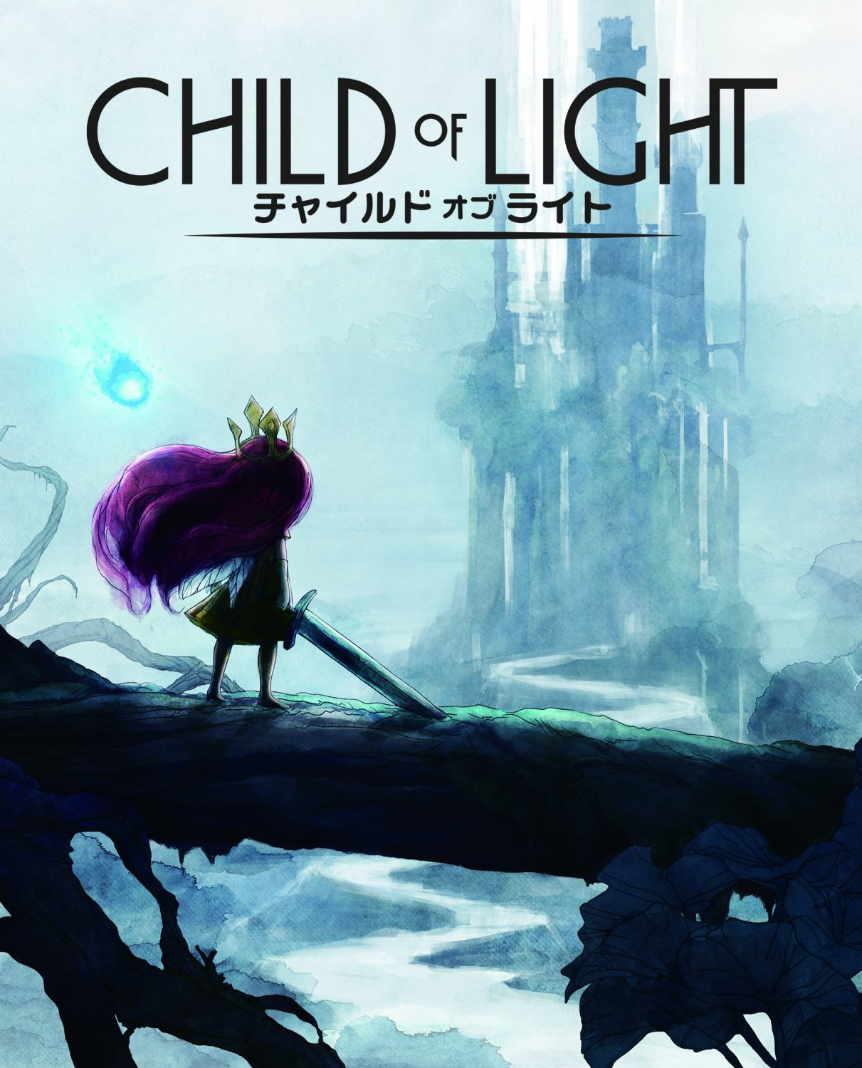 Child of Light PS4 games