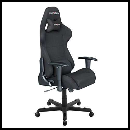 DX Racer OH FD01 N Office Chair Recliner Esport WCG IEM ESL Dreamhack PC Gaming Chair Ergonomic Computer Chair DXRACER Rocker