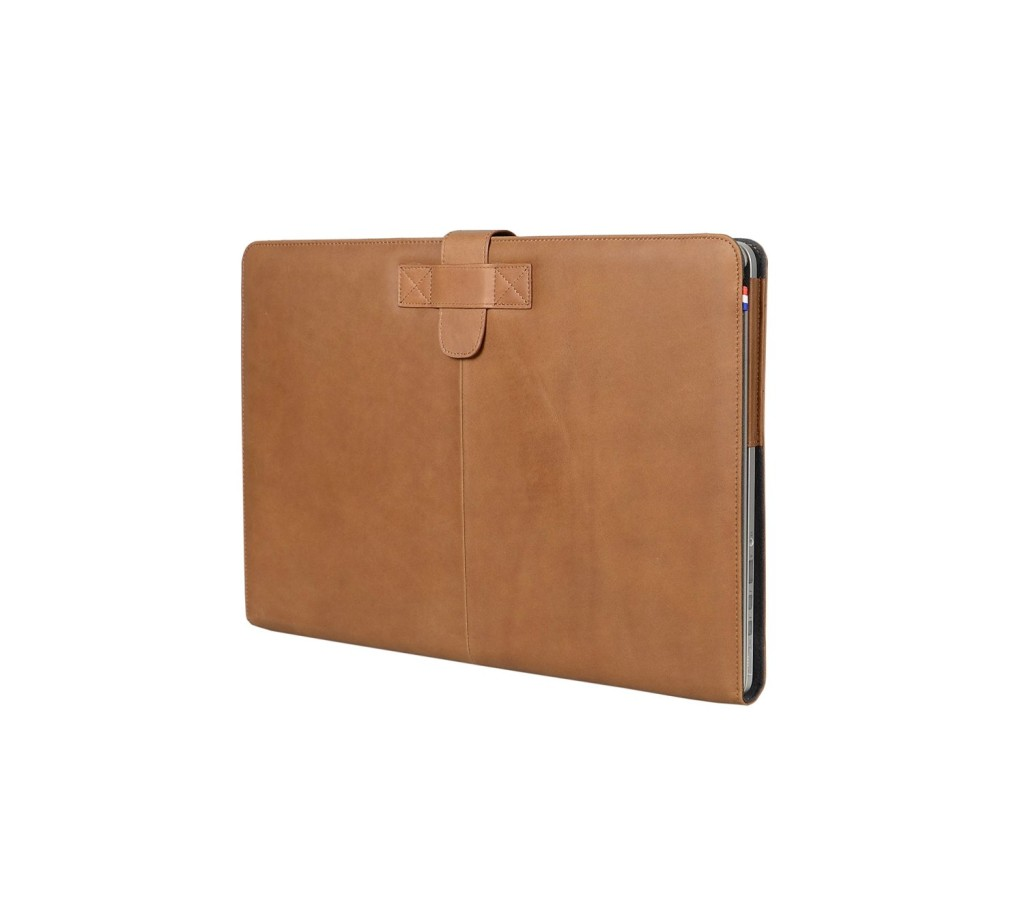 Decoded MacBook Pro 13 Retina Leather Slim Cover