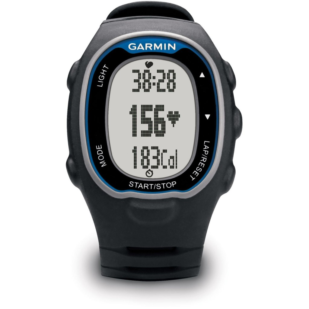 Garmin FR70 Fitness Watch with Heart-Rate Monitor (Blue)