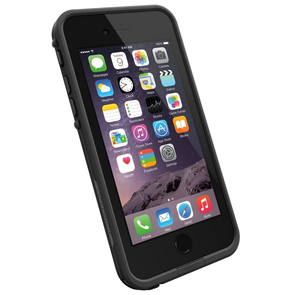 LifeProof iPhone 6 Case - Fre Series - Black
