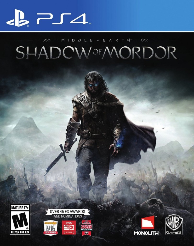 Middle Earth Shadow of Mordor - PlayStation 4