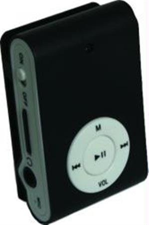 Mini Gadgets HC-MP3 Hidden Camera MP3 Player