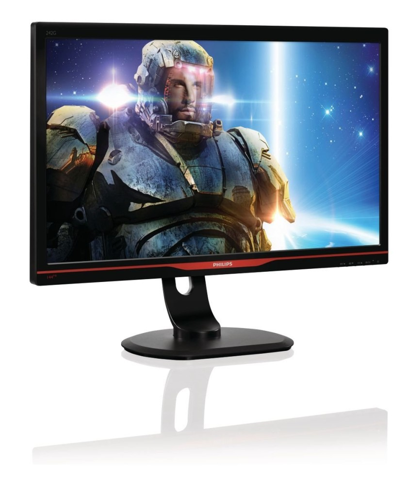 Philips 242G5DJEB 144hz, 1ms Extreme Performance 24-Inch Professional Gaming Monitor