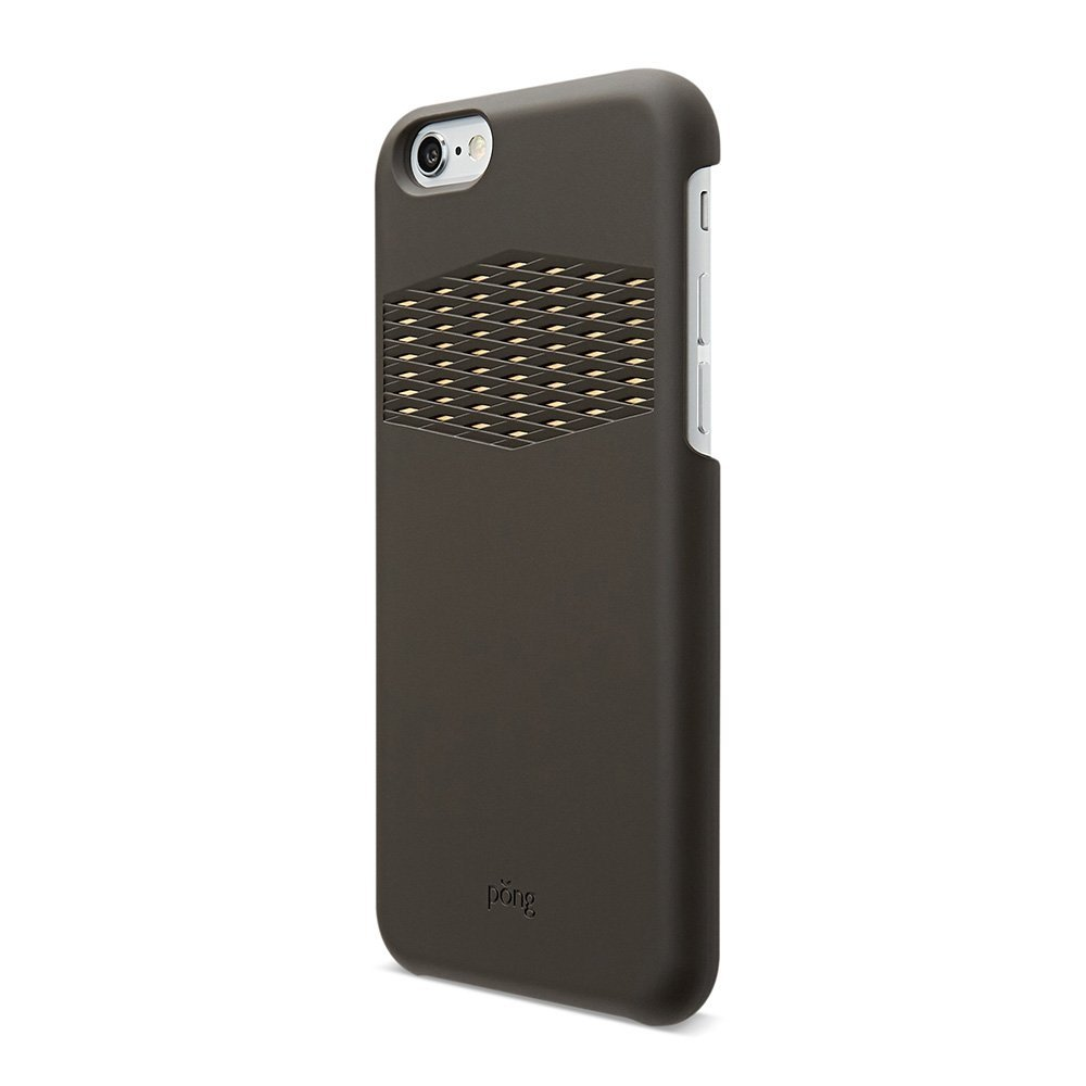 Pong Sleek iPhone 6 Case - with built in antenna technology