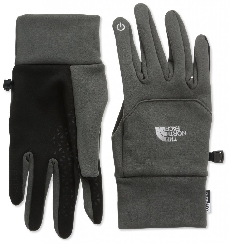 THE NORTH FACE - Gants - ETIP Glove Noir