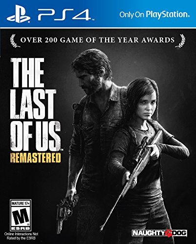 The Last of Us Remastered PlayStation 4