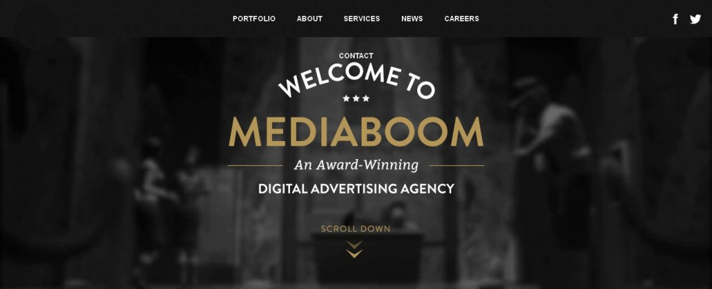 mediaBOOM - A Connecticut Advertising Agency and Web Design Company