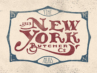New York Butcher Co By Adam Trageser