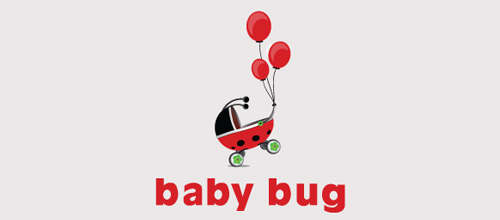 Baby Bug logo design