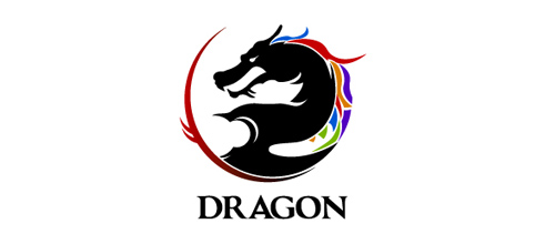 dragon logo design examples Dragon