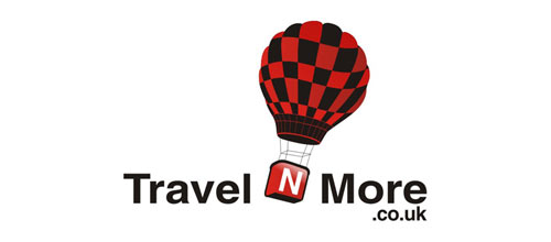 Travel N More logo design examples ideas