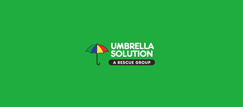Umbrell Solution - Rescue Group logo design