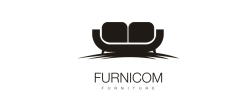 furniture logo designs examples Furnicom