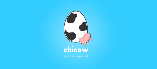 chicow logo design examples ideas