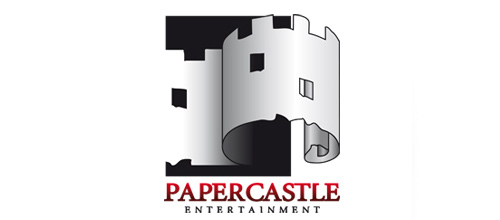 Film movie company castle logo design examples ideas