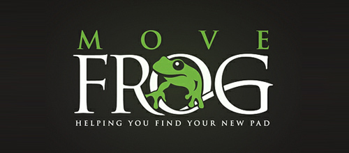 frog logo design examples
