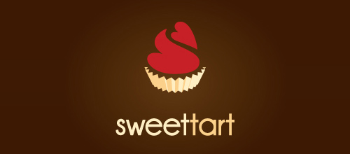 logo design Sweettart