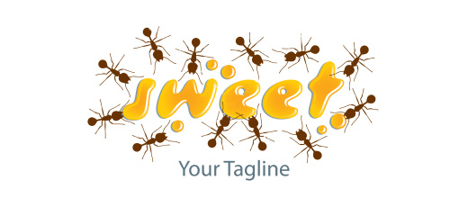 Sweet many ant logo design ideas