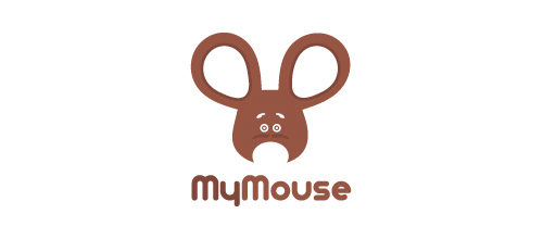 My Mouse logo design examples