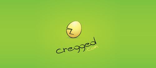 cregged logo design examples ideas