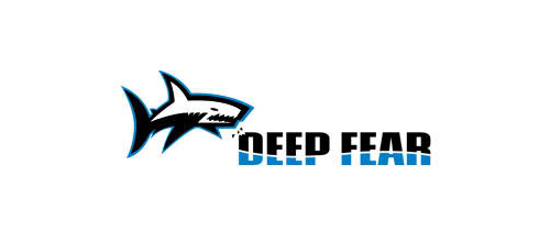 Deep Fear logo design examples
