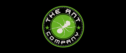 Cool company ant logo design ideas