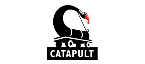 Catapult Strategic Design logo design examples