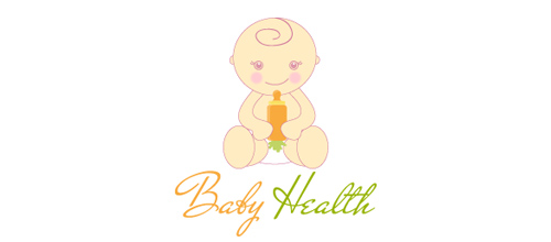 Baby Health logo design