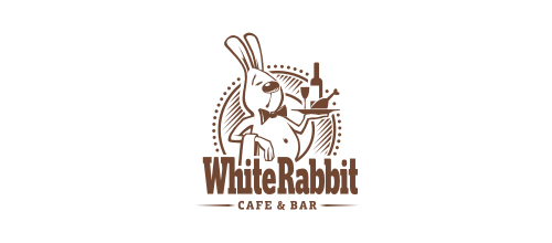 White Rabbit logo design examples