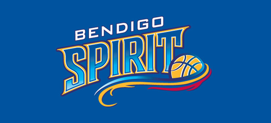basketball logo design ideas bendigo spirit logo