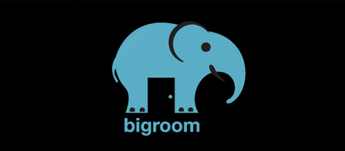 design bigroom logo