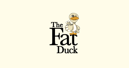 Fat ducks logo design examples
