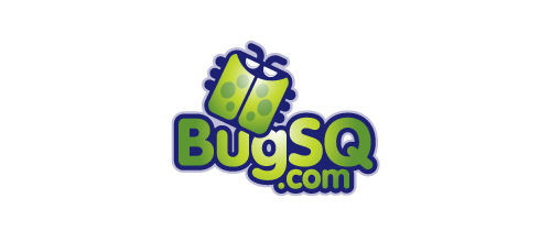 Bug SQ logo design examples