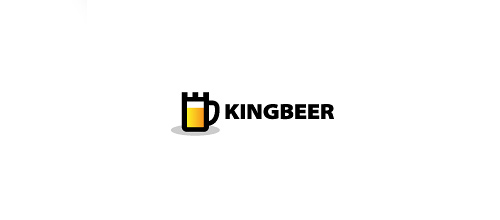Beer castle logo design examples ideas