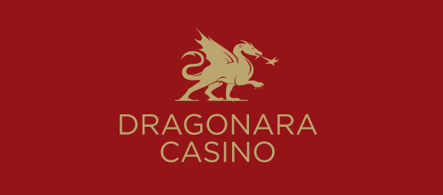 dragon logo design examples Dragonara Casino