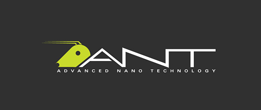 green technology ant logo design ideas