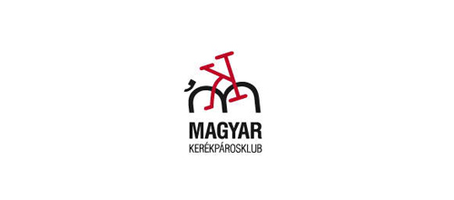 bike logo design MK, Bicyclist Club