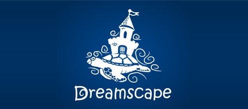 Dreamscape logo design ideas