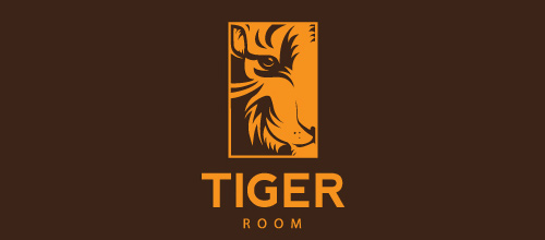 Club community tiger logo design ideas