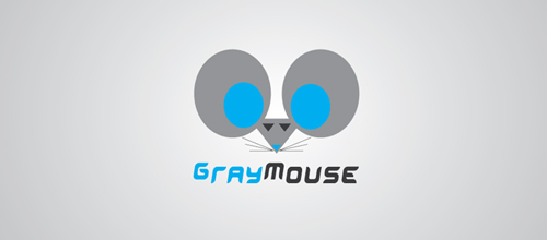 graymouse logo design examples