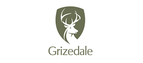 Grizedale Detail 2 logo design examples