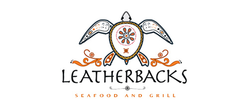 Leatherbacks logo design ideas
